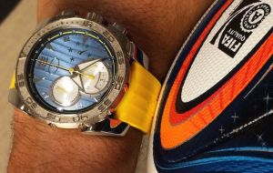 Parmigiani watches worth $26,600 each were left in gift bags for the 28 FIFA ExCo members by the Brazilian federation (CBF) during the World Cup.