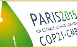 The climate change conference in Paris is not the end point. It must be the turning point towards a low-emission, climate-resilient future.