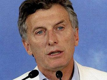 Macri S Assets In A Blind Trust The Elected President Reiterates