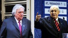 Cittadini argentini Jose Luis Meiszner e Eduardo Deluca, attuali ed ex segretari generali della confederazione del Sud America, sono stati addebitati.