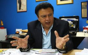 Another outstanding figure is Honduras' Alfredo Hawit, head of the North, Central American and Caribbean ruling body (CONCACAF).