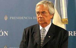 Meiszner was the right hand man of Argentina's deceased Humberto Grondona and close advisor to Cristina Fernández cabinet chief Anibal Fernández.