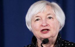 On Thursday, Fed Chair Janet Yellen's signaled to a joint Congressional committee that the Federal Reserve was on track for a December rates rise.