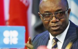 "OPEC President Emmanuel Ibe Kachikwu said that there had been agreement to maintain a ceiling that reflects ""current actual production"""
