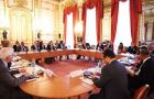 The JMC, which brings together UK ministers and leaders of BOTs including the Falkland Islands, met at Lancaster House hosted by minister Duddridge