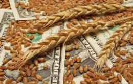 FAO Cereal Price Index fell 2.3%, with coarse grain prices falling even more due to favorable harvests in the US, world's largest maize producer & exporter