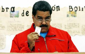 The officials said that Mr. Maduro's United Socialist Party had received at least 51 seats and that the winners in four races had not yet been determined.