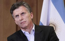 Macri had promised to exempt the bonus from the tax, following the trend of the last four years, but changed his mind following advice from his economic team.