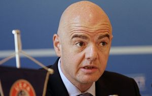 The ruling means that UEFA secretary general Gianni Infantino will lead the Euro 2016 draw ceremony in Paris.