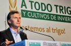 """I am going to sign the decree today,"" Macri said in a speech to farmers in the town of Pergamino, in the heart of the Argentine Pampas"