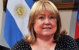"The Malvinas dispute ""does not impede acknowledging that relations between the UK and Argentina have a lot of other areas in which we have to work""."