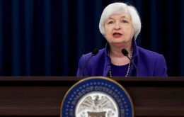 """The first thing that Americans should realize is that the Fed's decision today reflects our confidence in the U.S. economy,"" Fed Chair Janet Yellen said"