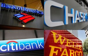 Shortly after major US banks, Bank of America, Wells Fargo, JPMorgan Chase and U.S. Bancorp announced hikes in prime lending rates from 3.25% to 3.50%.
