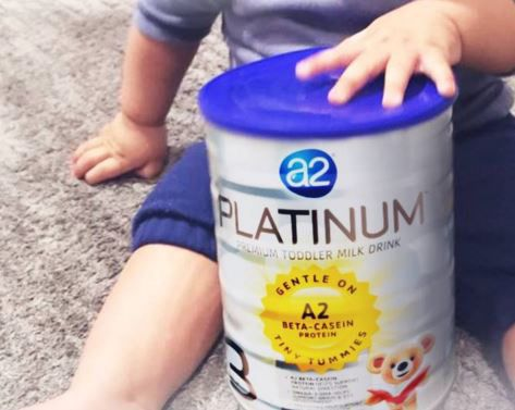 China S Demand For Infant Milk Makes Nz Company Shares