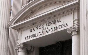 So far the Argentine Central Bank has not had to dip into its reserves to stave off a run on the Peso, but traders are still adapting to the new rules
