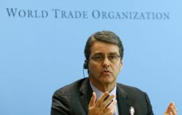 "This is the ""most significant outcome on agriculture"" in WTO history because it ends one of the greatest distortions in the market, said WTO Roberto Azevedo"