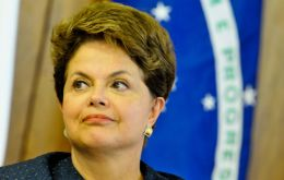 The poll shows 31% of deputies would vote against the motion to impeach President Rousseff, the equivalent of 159 guaranteed votes.