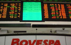 On Tuesday the market reaction was more muted, with the Real closing slightly stronger and the Ibovespa higher.