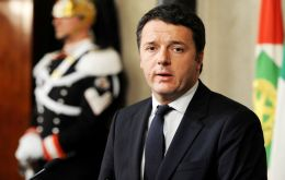 """It's the Spain of today, but it seems like the Italy of yesterday,"" Renzi commented in a blog post on his website after the Spanish elections."