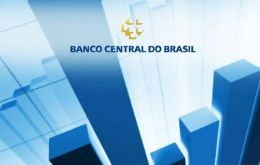 "The Central Bank attributed Brazil's economic woes to external factors, domestic ""imbalances"" and ""uncertainty associated with non-economic events."""