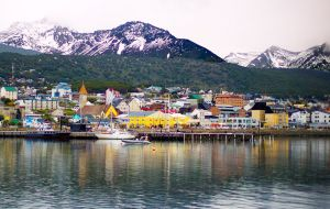 """We need to readjust the scale of rates for tourists from Argentina and Mercosur, they represent anywhere from 35% to 45% of total visitors to Ushuaia""."