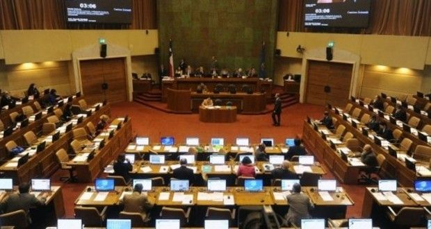 Image result for Congress of Chile approves law of gratuity of higher education
