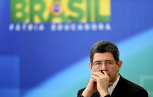 Joaquim Levy resigned as Brazil's finance minister on Dec. 18 amid the struggling economy and a push by some in Congress to impeach Rousseff.