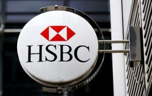 Creditors, including hedge funds Elliott Management's NML Capital Ltd and Aurelius Capital Management LP, are seeking information from HSBC