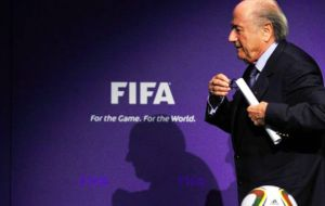 Information regarding 50 accounts from 10 different banks were given to U.S. authorities, each suspected of being used to route bribes to FIFA officials.