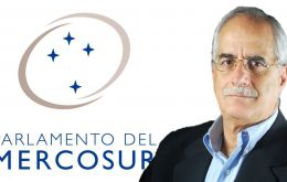 This year Argentina holds the temporary presidency of the Mercosur parliament, Taiana thus succeeds Saul Ortega, from Venezuela, who was speaker in 2015.