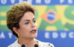 Of the 34 main goals for 2015 specified by President Rousseff in her message, only 11 (32.3%) were achieved, while 17 (50%) had unsatisfactory results.