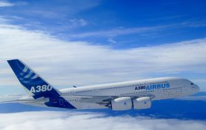 Rival Airbus is due to unveil its numbers on Tuesday, but is not expected to have delivered many more than the 629 aircraft seen in 2014