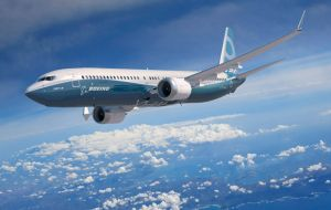 Last year, the US manufacturer delivered 120 of its 737s in the final three months of last year, slightly below the target production rate of 42 a month.