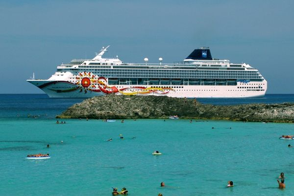 Cruise Ports And Island Resorts Funded By The Same