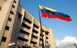 The Supreme Court dominated by chavistas declared the National Assembly's leadership in contempt of court and voided the legislature's decisions