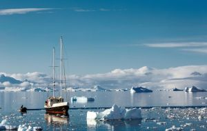Poncet has several notable firsts for a yacht in Polar Regions: sailing to Spitsbergen in 1969 and subsequently the Antarctic Peninsula and below the Antarctic Circle