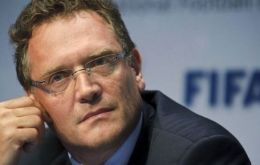 """The employment relationship between FIFA and Jérôme Valcke has also been terminated"" announced FIFA"