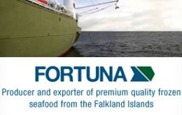 Fortuna Ltd together with SAERI and the Falklands' Fisheries Department are the sponsors of the research opportunity
