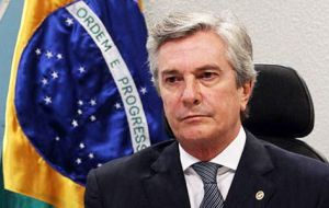 Collor de Mello ruled Brazil between 1990 and 1992, when he was stripped of power in the wake of a different corruption scandal
