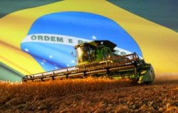 In recent years Brazil has risen to the number one position as an exporter of soybeans.