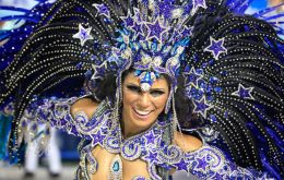 Although Rio, Sao Paulo, Bahia make the spotlights, Carnival is celebrated in almost every Brazilian city, town and village