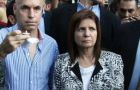 Vice president Gabriela Michetti and Security Minister Patricia Bullrich,  confirmed the government's commitment to bring justice to the AMIA victims