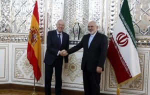 Spain has played a key role in Europe's dealings with Iran in recent months and is now working to reap economic opportunities