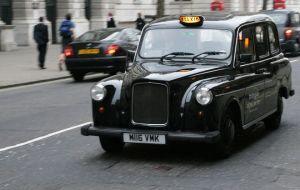 London black cab drivers had campaigned heavily in favour of new restrictions on the company, culminating in violent and angry protests at City Hall last year.