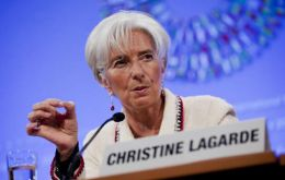 Lagarde's term in office expires on 5 July and the process to find a successor opened on Wednesday.