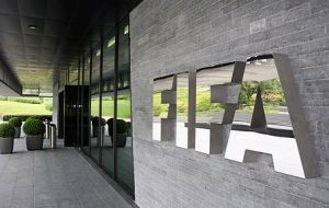 With his election Dominguez automatically became a FIFA vice president and member of its executive committee until May 2019.