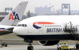 BA said pregnant customers with flights to Sao Paulo and Rio de Janeiro in Brazil, or to Mexico City or Cancun (Mexico), could change their booking free of charge