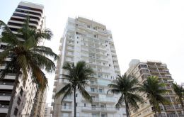 Investigators said they are looking into whether construction firm OAS SA used apartments in the Solaris complex in Guaruja as bribes