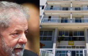 Local newspaper O Globo said Lula also had an apartment held under another name in the complex
