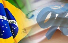 Brazil's primary budget deficit of 71.7 billion reais ($17.59 billion) in December contributed heavily to the annual result.